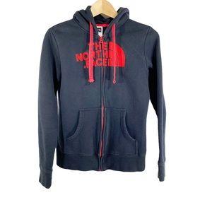 The North Face Full Zip Hoodie Sweatshirt Top